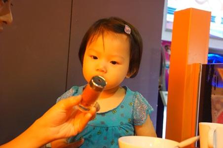 颱風吃蜜糖吐司019
