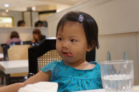 颱風吃蜜糖吐司095