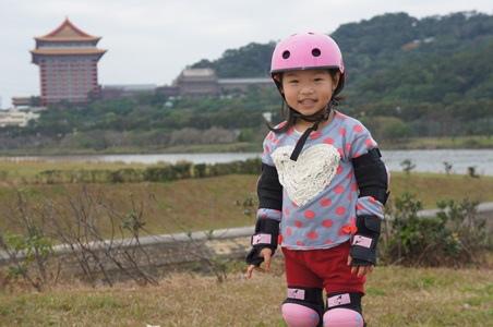 大佳騎腳踏車溜冰13