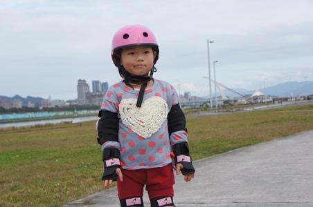 大佳騎腳踏車溜冰26