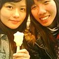 2011-01-18  14度晚上吃冰棒