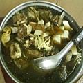 100-01-19 晚餐羊肉爐
