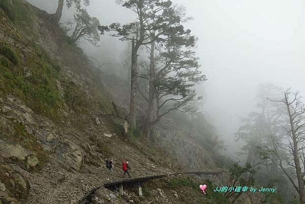 奇萊南峰南華96
