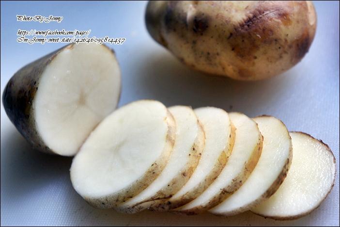 鹽烤香料馬鈴薯脆片1