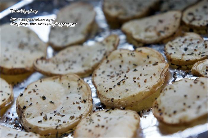 鹽烤香料馬鈴薯脆片3