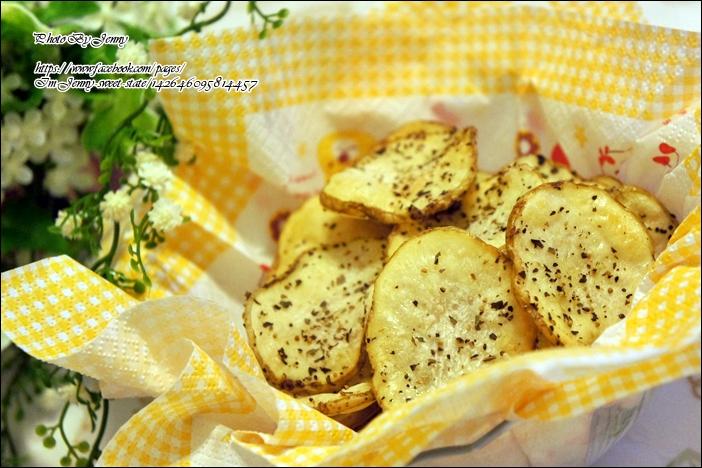 鹽烤香料馬鈴薯脆片4