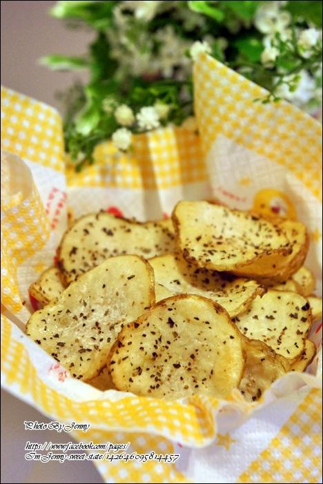 鹽烤香料馬鈴薯脆片5