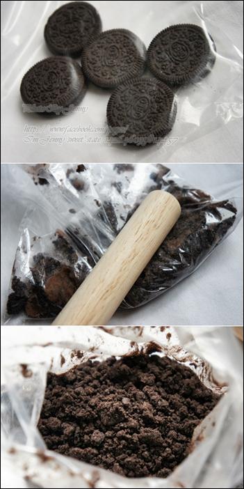 盆栽巧克力布丁3