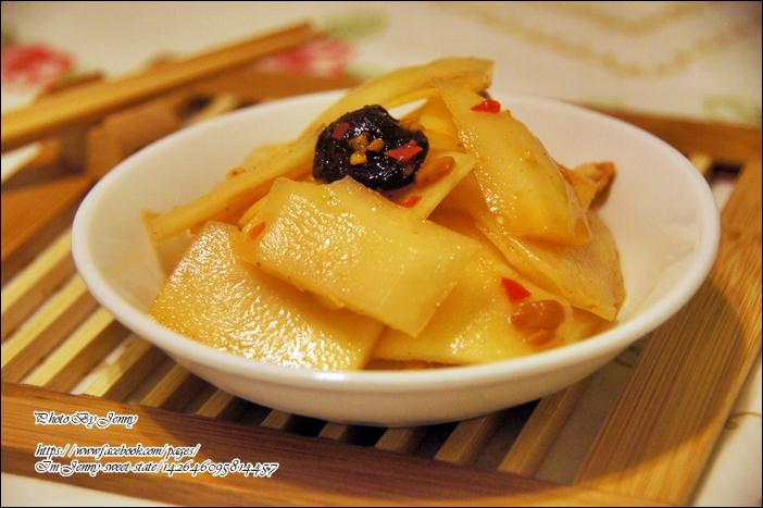 涼拌結頭菜5