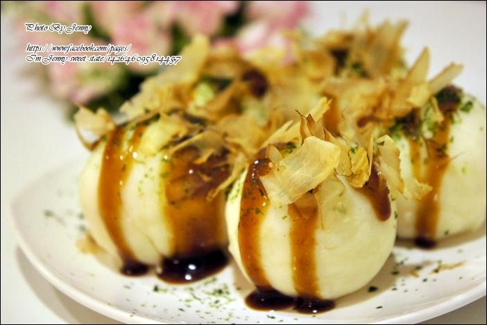 仿章魚燒風味薯泥7