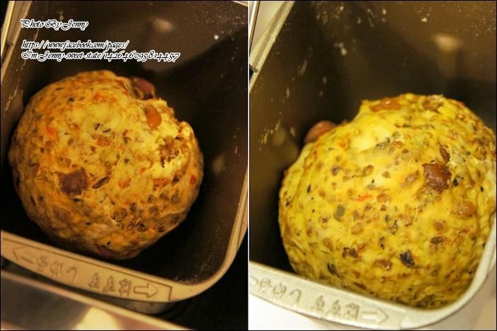 法式鄉村綜合堅果&果乾麵包1