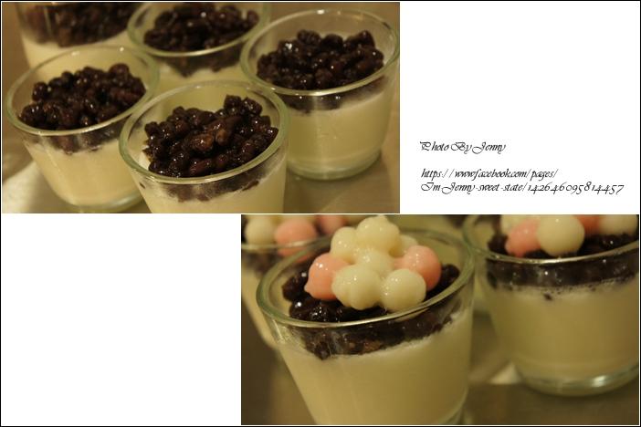 紅豆湯圓奶凍5