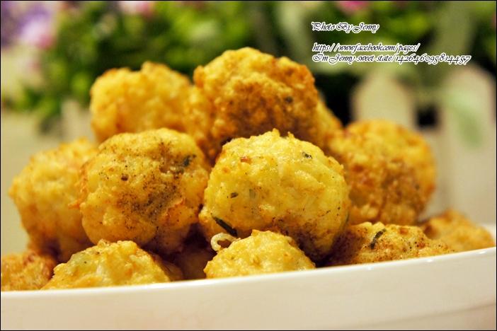 豆腐蒟蒻蝦球6
