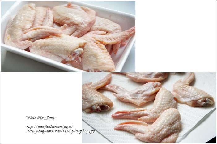 蝦卵雞翅1