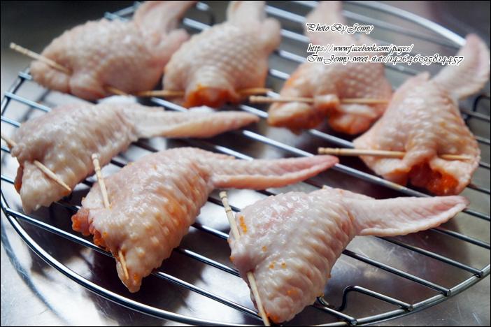 蝦卵雞翅5