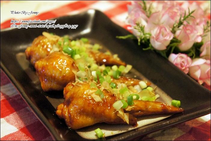 蝦卵雞翅8
