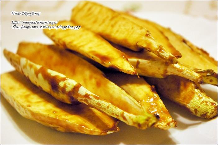 醬烤美人腿(筊白筍)3