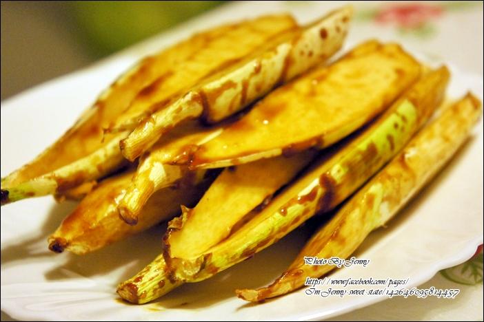 醬烤美人腿(筊白筍)4