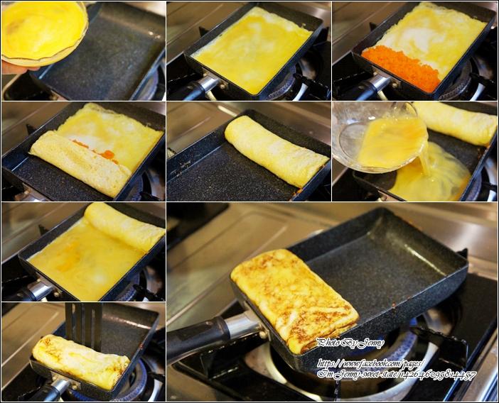 蝦卵玉子燒2