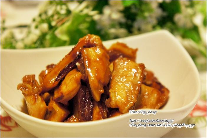 蜜汁雞軟骨4