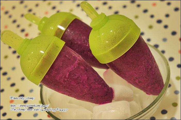 火龍果牛奶冰棒4
