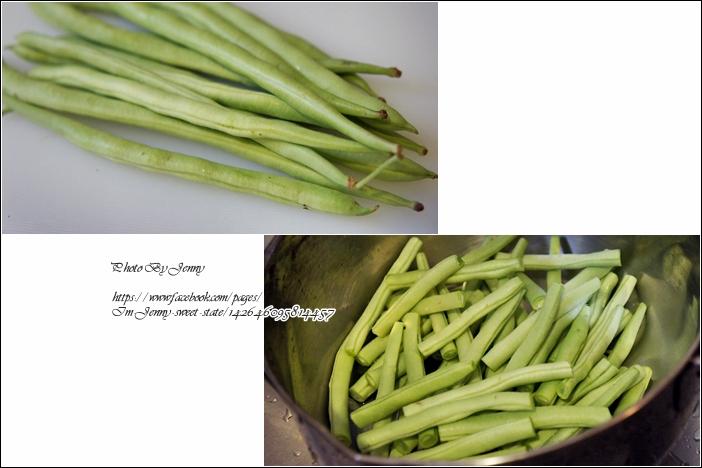 烤蜜汁四季豆1