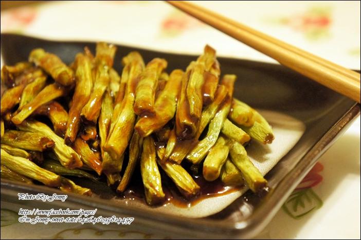烤蜜汁四季豆3