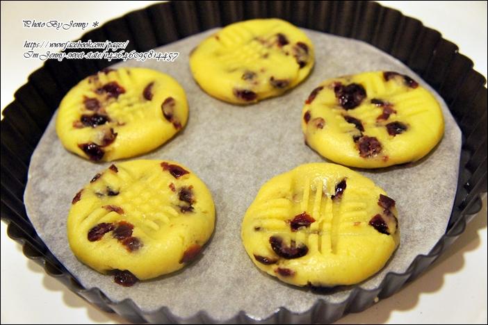 蔓越莓手工餅乾4