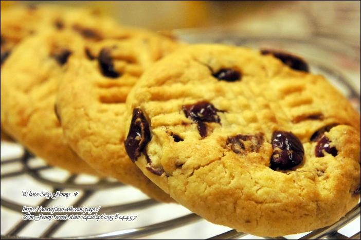 蔓越莓手工餅乾5