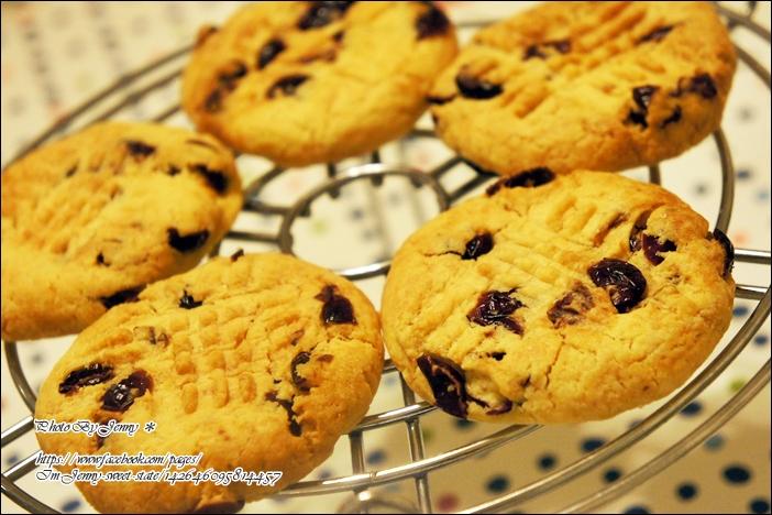 蔓越莓手工餅乾7