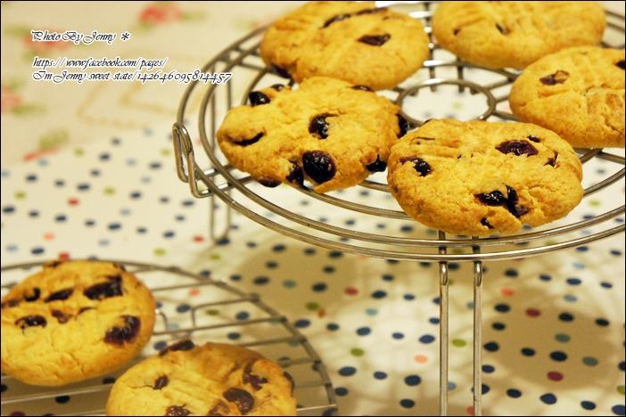 蔓越莓手工餅乾9