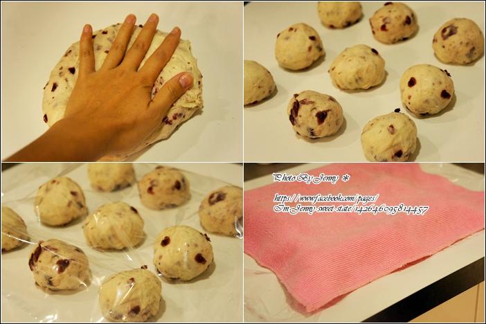 蔓越莓餐包5