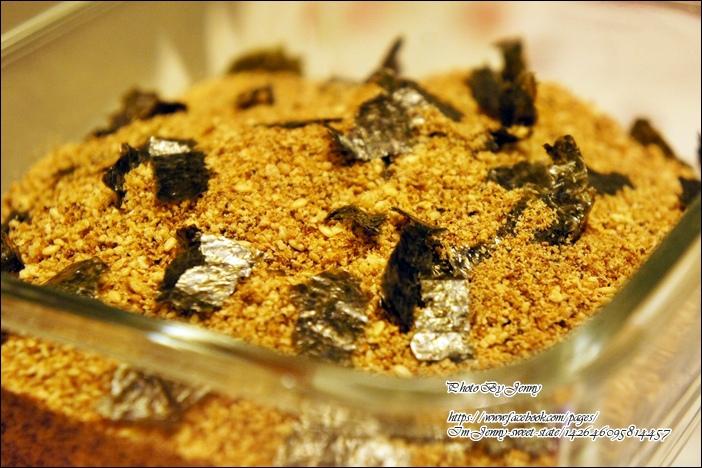 海苔豆渣素香鬆4