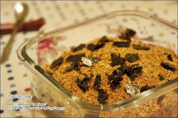 海苔豆渣素香鬆5