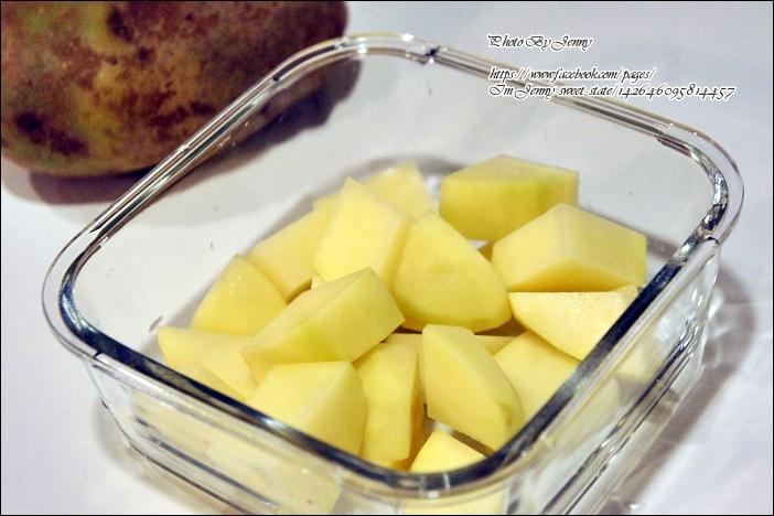 馬鈴薯麵包2