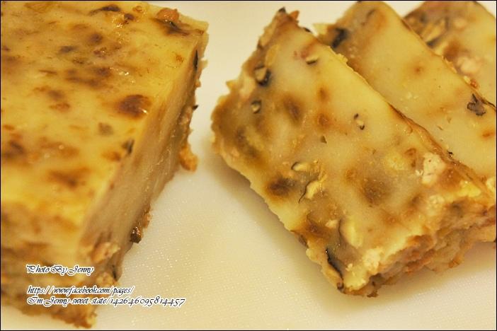 油蔥香菇肉燥糕5