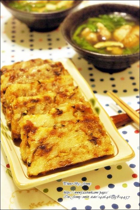 油蔥香菇肉燥糕7