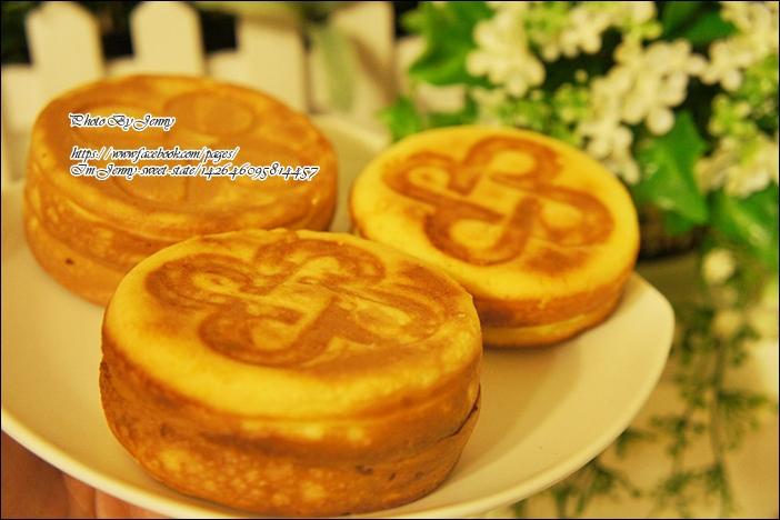 克林姆鬆餅(偽奶油餅)5