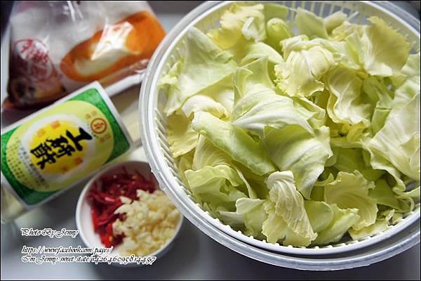 簡易台式酸甜泡菜1