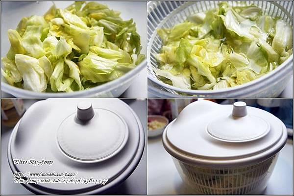簡易台式酸甜泡菜2