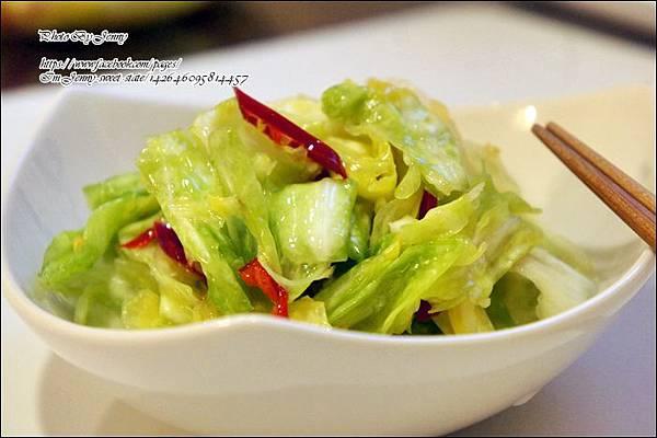 簡易台式酸甜泡菜5