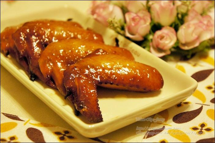 甜雞醬烤雞翅4