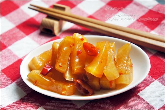 醃辣蘿蔔5