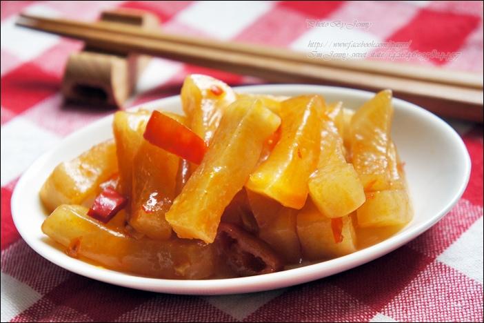 醃辣蘿蔔6