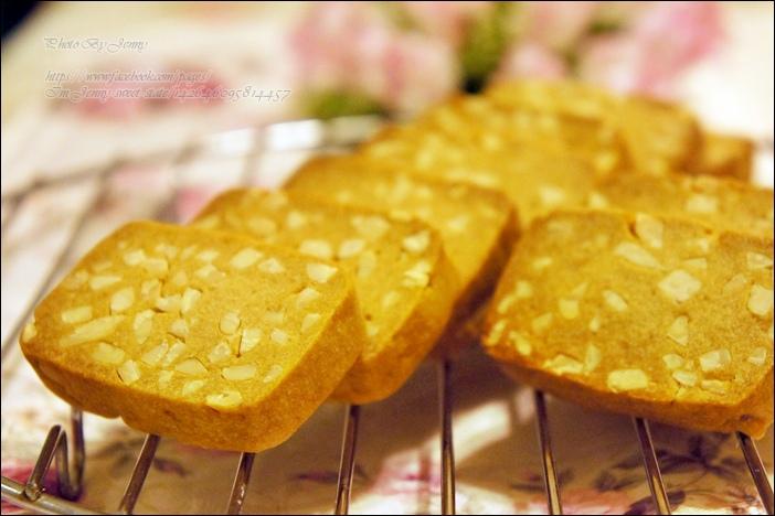 黑糖杏仁酥餅6