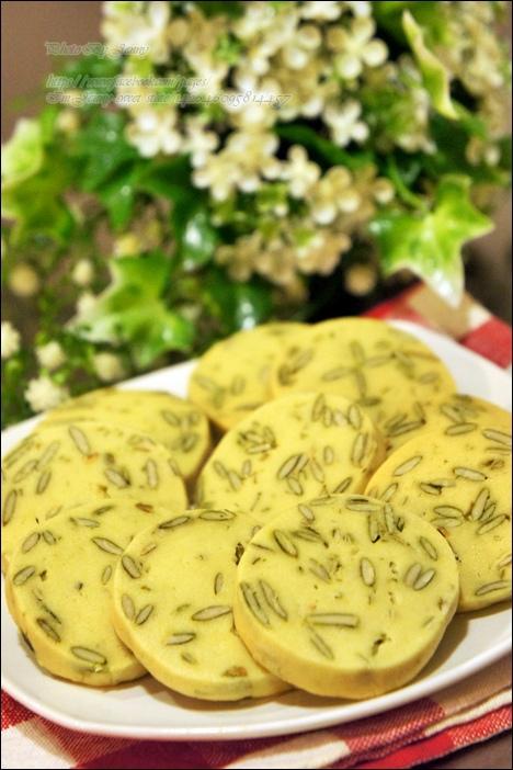 南瓜子餅乾4