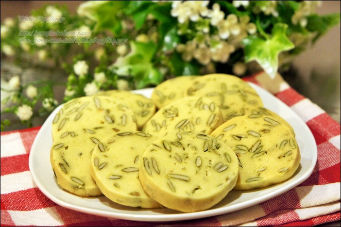 南瓜子餅乾5