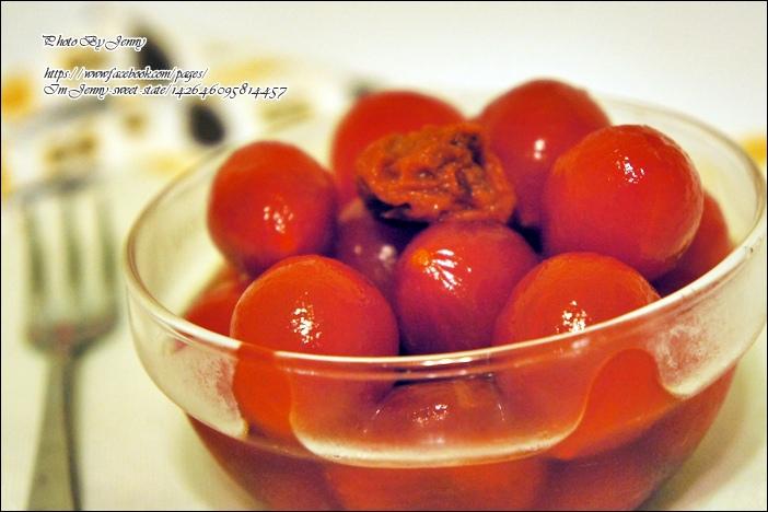蜂蜜漬番茄7