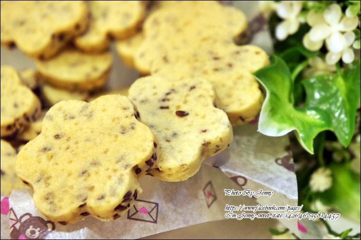楓糖亞麻籽酥餅5