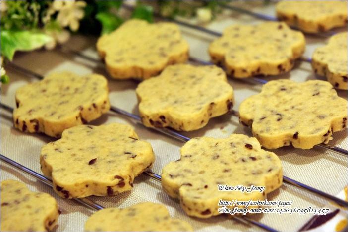 楓糖亞麻籽酥餅6